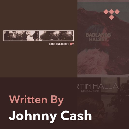 Songwriter Mix: Johnny Cash