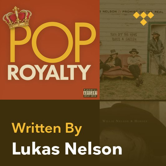 Songwriter Mix: Lukas Nelson