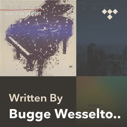 Songwriter Mix: Bugge Wesseltoft