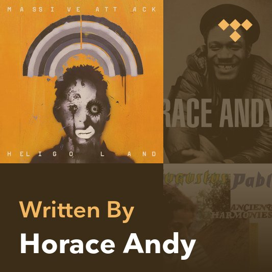 Songwriter Mix: Horace Andy