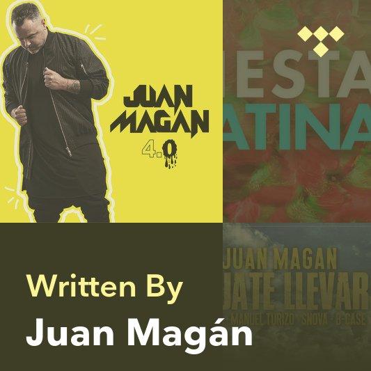 Songwriter Mix: Juan Magán