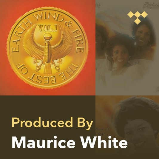 Producer Mix: Maurice White