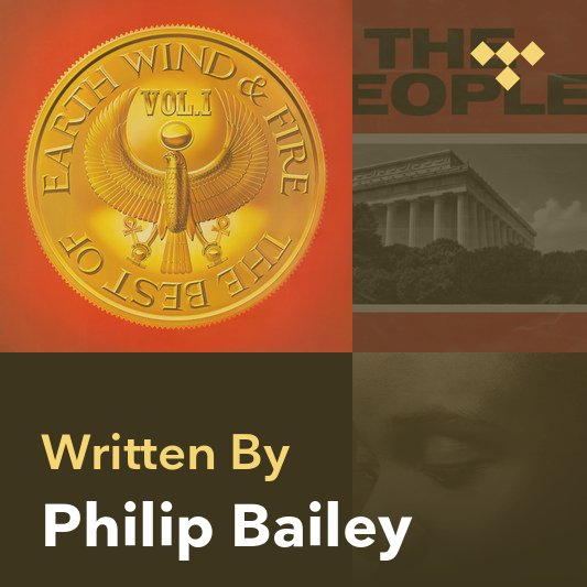 Songwriter Mix: Philip Bailey