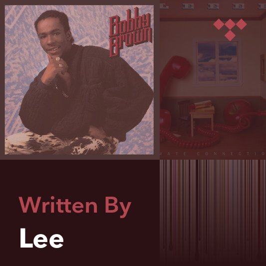 Songwriter Mix: Lee