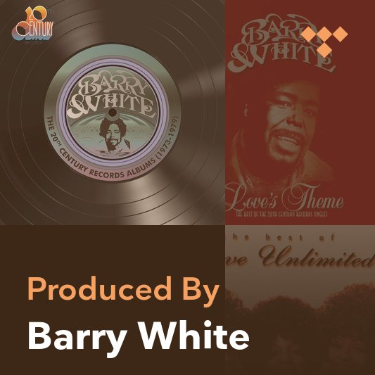 Producer Mix: Barry White