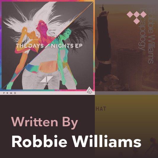 Songwriter Mix: Robbie Williams
