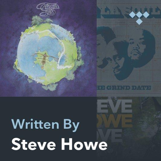 Songwriter Mix: Steve Howe