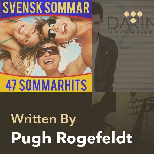 Songwriter Mix: Pugh Rogefeldt