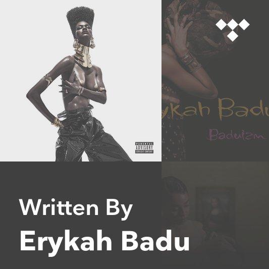 Songwriter Mix: Erykah Badu