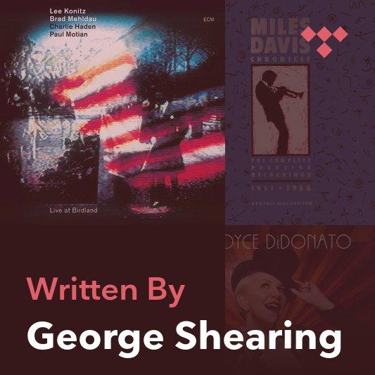 Songwriter Mix: George Shearing