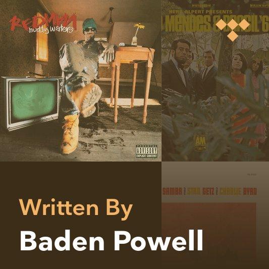 Songwriter Mix: Baden Powell