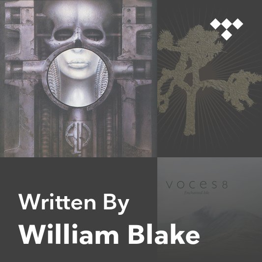Songwriter Mix: William Blake