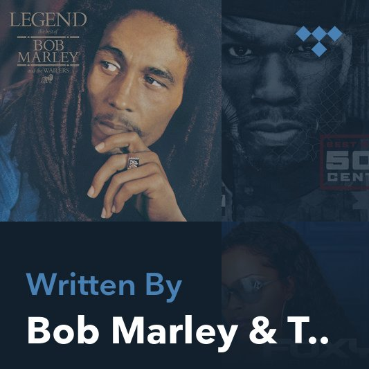 Songwriter Mix: Bob Marley & The Wailers