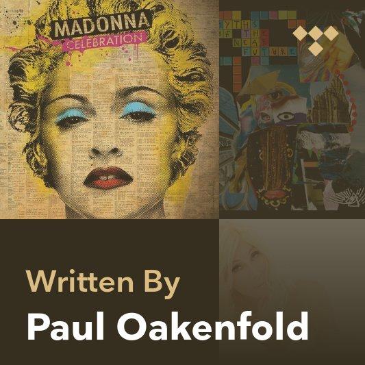 Songwriter Mix: Paul Oakenfold