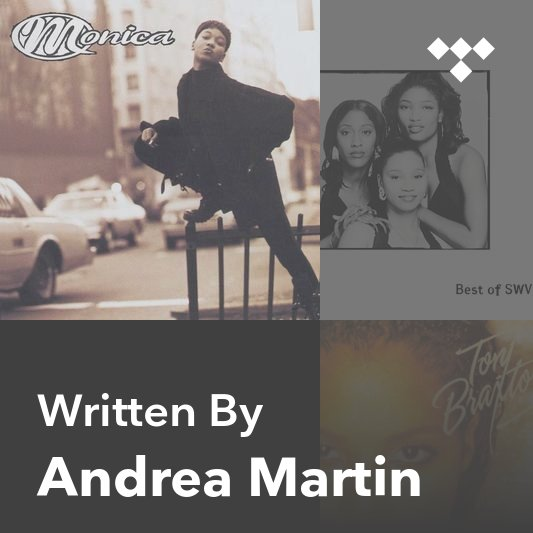 Songwriter Mix: Andrea Martin