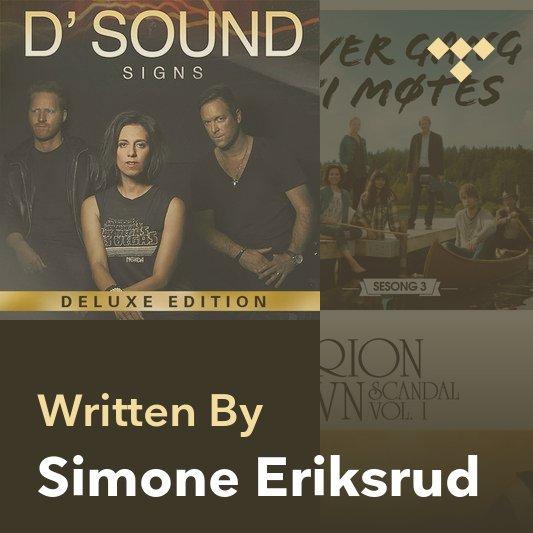 Songwriter Mix: Simone Eriksrud