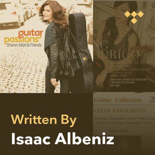 Songwriter Mix: Isaac Albeniz