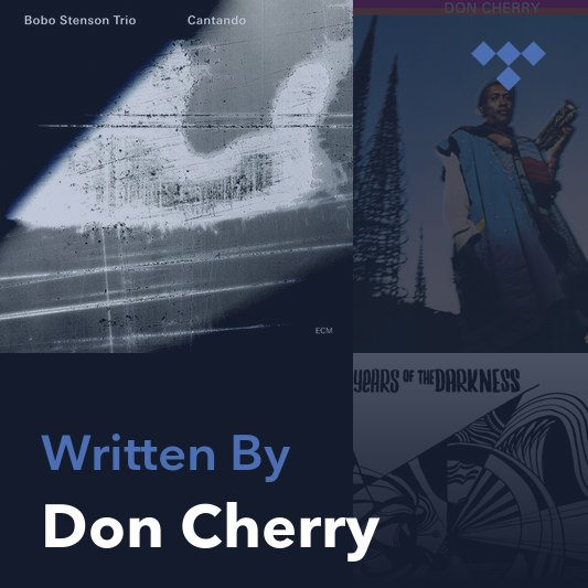 Songwriter Mix: Don Cherry