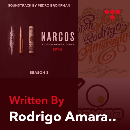 Songwriter Mix: Rodrigo Amarante