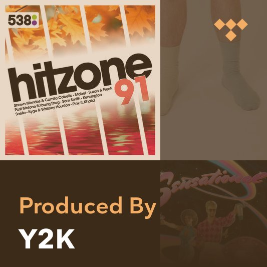 Producer Mix: Y2K