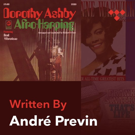 Songwriter Mix: André Previn