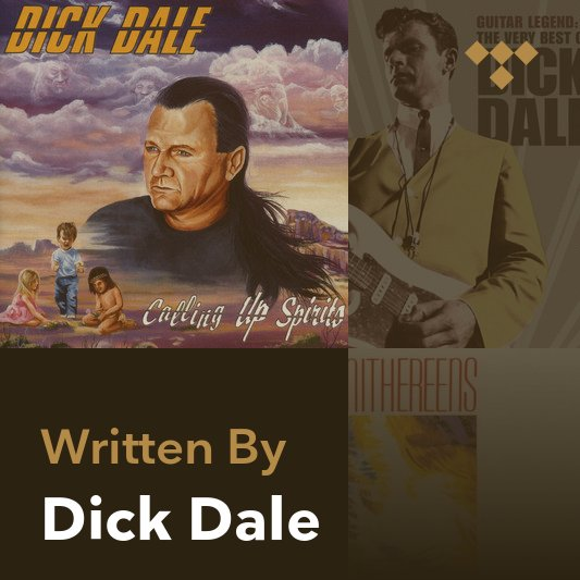 Songwriter Mix: Dick Dale
