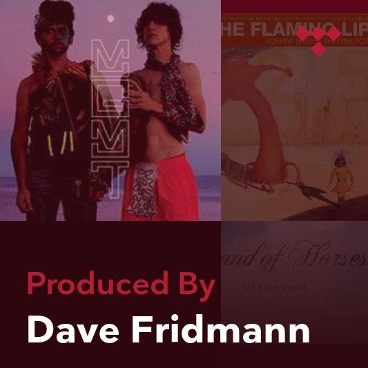 Producer Mix: Dave Fridmann