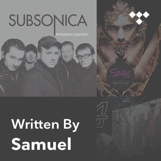 Songwriter Mix: Samuel
