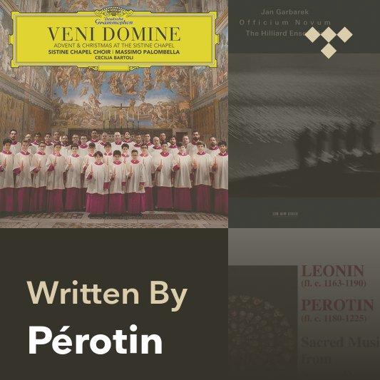Songwriter Mix: Pérotin