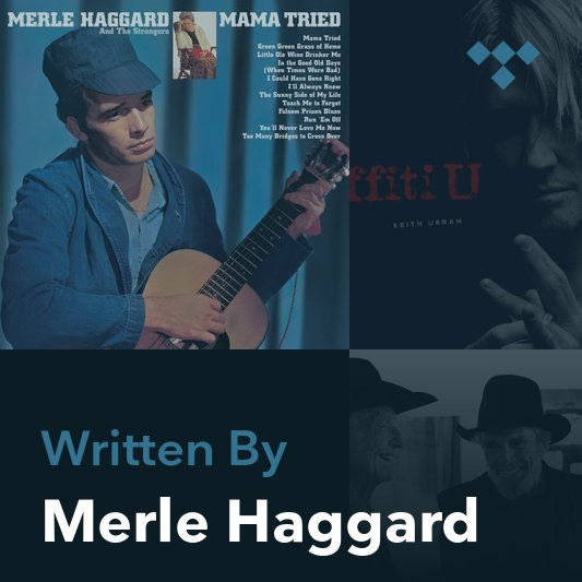 Songwriter Mix: Merle Haggard
