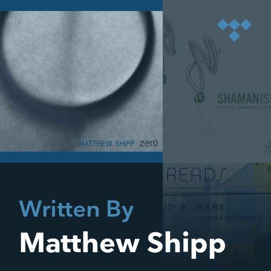 Songwriter Mix: Matthew Shipp