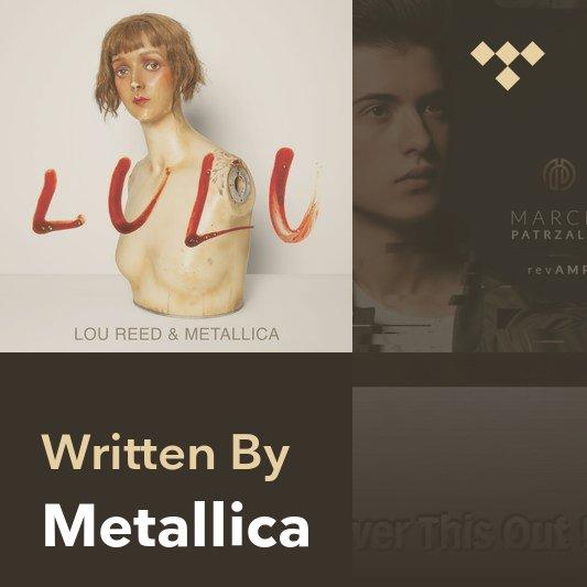 Songwriter Mix: Metallica