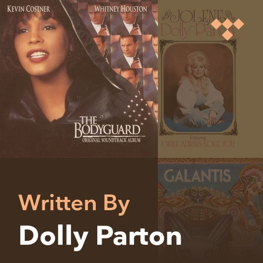 Songwriter Mix: Dolly Parton
