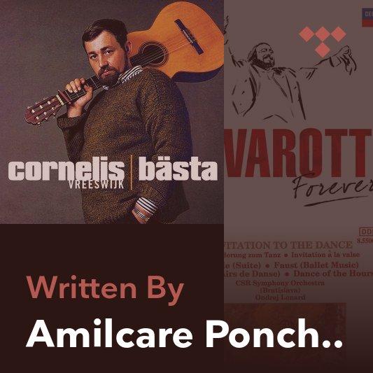 Songwriter Mix: Amilcare Ponchielli
