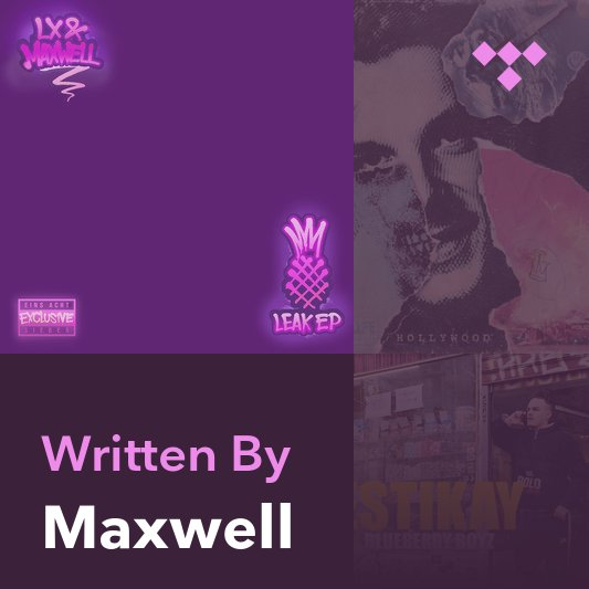 Songwriter Mix: Maxwell