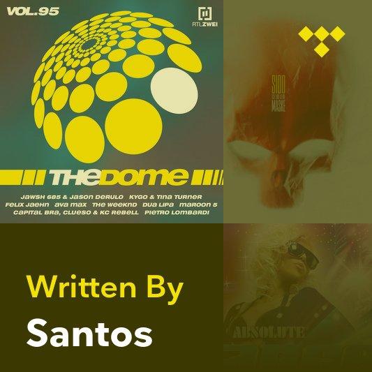 Songwriter Mix: Santos