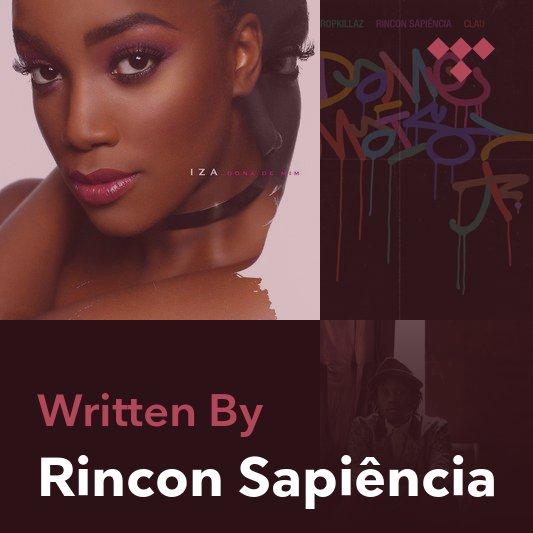Songwriter Mix: Rincon Sapiência