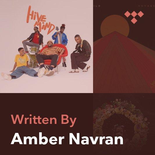 Songwriter Mix: Amber Navran