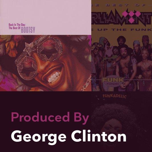 Producer Mix: George Clinton