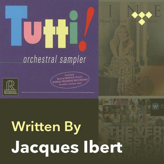 Songwriter Mix: Jacques Ibert