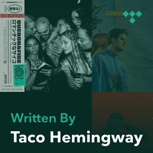 Songwriter Mix: Taco Hemingway