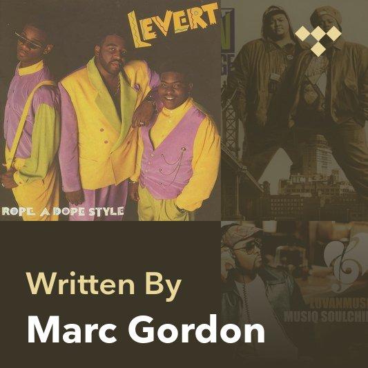 Songwriter Mix: Marc Gordon
