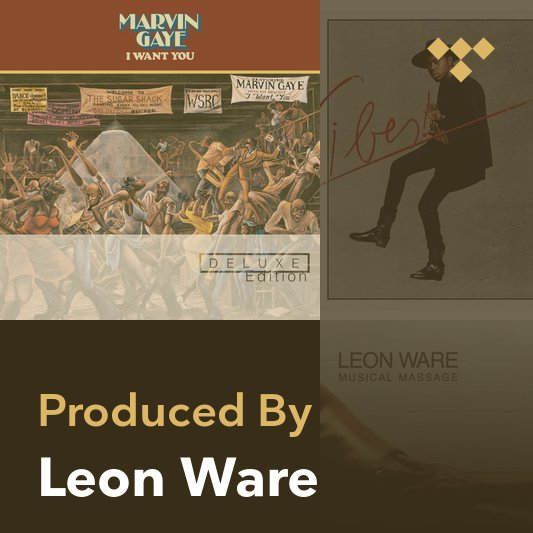 Producer Mix: Leon Ware