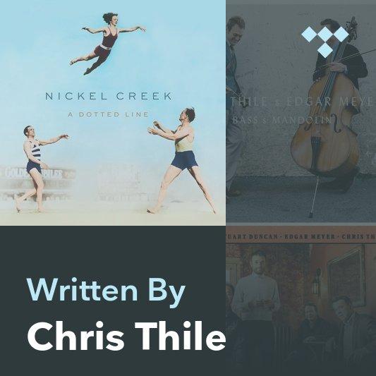 Songwriter Mix: Chris Thile