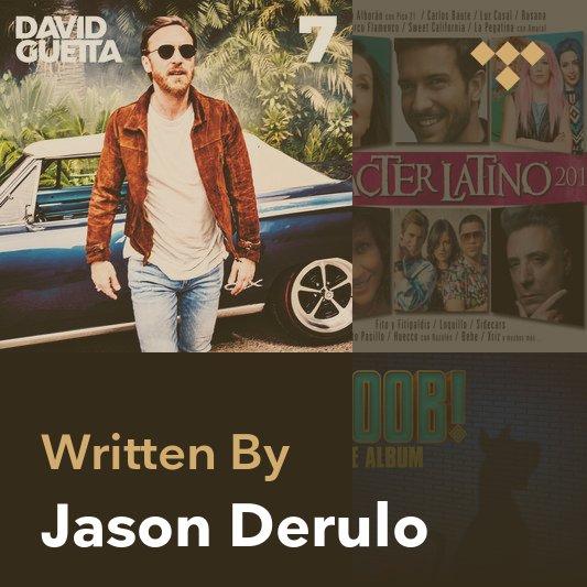 Songwriter Mix: Jason Derulo