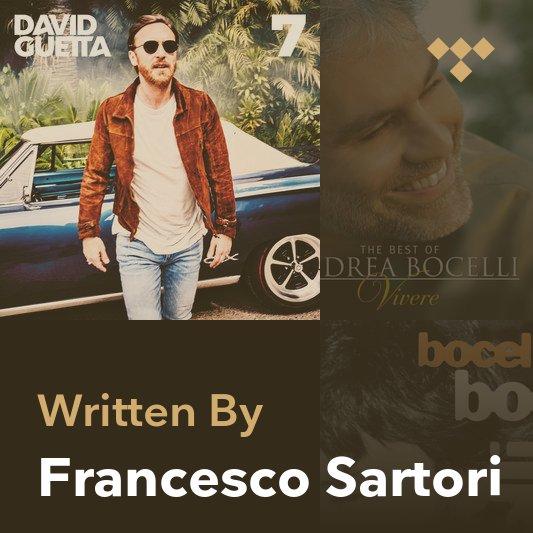 Songwriter Mix: Francesco Sartori