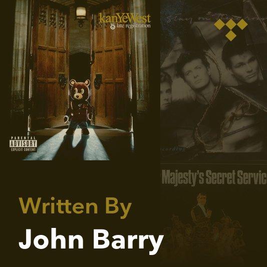 Songwriter Mix: John Barry