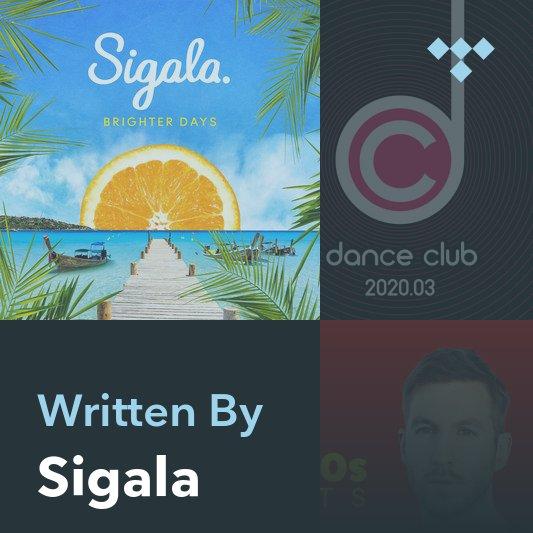 Songwriter Mix: Sigala