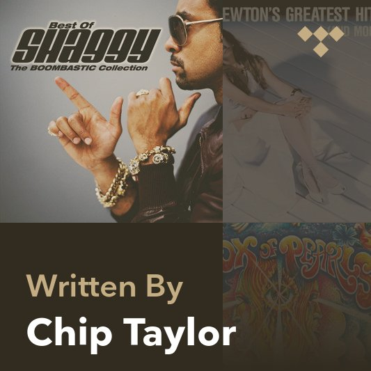 Songwriter Mix: Chip Taylor