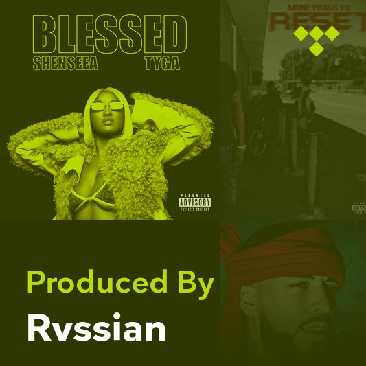 Producer Mix: Rvssian